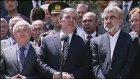 Cumhurbaşkanı Gül, incelemelerden sonra açıklamalarda bulundu  - MANİSA