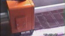 Ultrasonik Kumaş Kesme Ve Dilimleme Makinası
