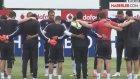 Bilic'ten Futbolcuları Ağlatan Soma Konuşması