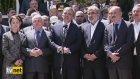 Cumhurbaşkanı Gül Soma'da Göz Yaşlarını Tutamadı