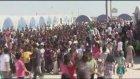 Akçakale Çadır Kentte karne heyecanı - ŞANLIURFA