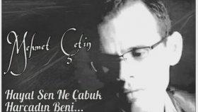 Mehmet Çetin - Hayat Sen Ne Cabuk Harcadin Beni