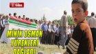 Madenci Dayısına Ağlayan Minik Osman Yürekleri Dağladı