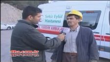 Maden İşçisi O Anları Anlattı