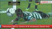 Trabzonspor, Cardozo'yla Anlaştı