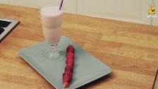 Çılgın Şef'ten Kırmızı Başlıklı Kızın Milkshake'i