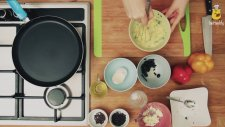 Çılgın Şef'ten Sakacı Ahtapot'un Çırpılmış Yumurtası