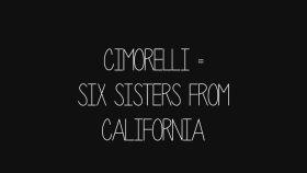 Cimorelli- Six Sisters From California