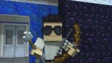 Minecraft - Gangnam Style  2014! Hit