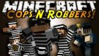 Minecraft Mini-Game : Cops N Robbers!