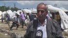 """Suriyelilerin """"çadır evleri"""" yenileniyor - HATAY"""