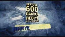 Turkcell'in 17. Yılı Şerefine Her Yöne 600 Dakika Hediye
