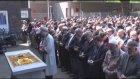 Madenciler için gıyabi cenaze namazları kılındı - ROTTERDAM