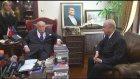 MHP Genel Başkanı Bahçeli, Demirel'i ziyaret etti - ANKARA