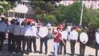 Siirt Üniversitesi'nde karşıt görüşlü öğrenciler arasında gerginlik