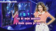 Violetta 2 - Soy Mi Mejor Momento ( Karaoke)