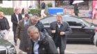 Sel felaketi - İzzetbegoviç, Vogoşça semtinde incelemelerde bulundu