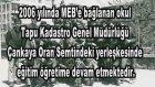Anadolu Tapu Kadastro Meslek Lisesi Tanıtım