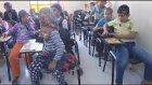 """Suriyeli öğrenciler """"Soma"""" için siyah kurdele taktı - ŞANLIURFA"""