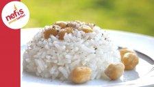 Nohutlu Pirinç Pilavı Tarifi | Nefis Yemek Tarifleri