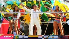 Pitbull Feat. Jennifer Lopez -  We Are One (Ole Ola) 2014 Fıfa World Cup