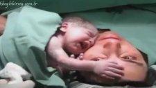Yeni Doğmuş Bebeğin Annesinden Ayrılmak... - Yok Böyle Bir Şey!!