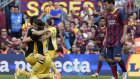 Atletico Madrid eşitliği sağladı