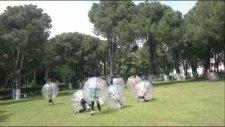Çılgın Balon Futbolu Türkiyede