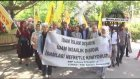 İran Büyükelçiliği önünde protesto - ANKARA