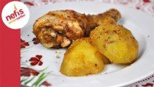 Patatesli Tavuk Baget Tarifi | Nefis Yemek Tarifleri