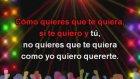 Violetta 2 - Como Quieres (karaoke)