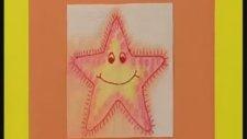 Bay Becerikli Kağıt Havludan Deniz Yıldızı Yapımı