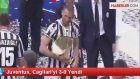 Juventus, Cagliari'yi 3-0 Yendi