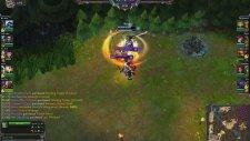 League Of Legends - Faker Gibi Garen!