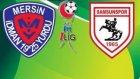 Mersin İdman Yurdu 2-0 Samsunspor (Maç Özeti)