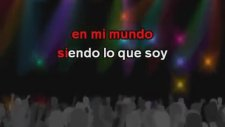 Violetta - En Mi Mundo ( Karaoke )
