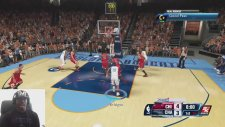 Nba 2k14 Mycareer Playoffs Ps4 - Ecsf 5 Facecam Injury Plagued Playoffs