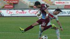 Trabzonspor, Antalyaspor'u 2-0 Yendi