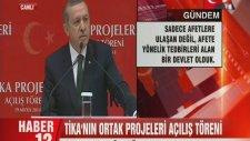 Başbakan Erdoğan'dan Özdil'e Çok Sert Tepki