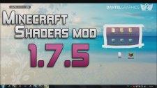 How To Install Shaders Mod 1.7.5 Minecraft  Shaders Mod Nasıl Kurulur