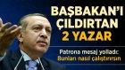 Başbakan Erdoğan'dan Yılmaz Özdil Ve Aldoğan'a Sert Tepki