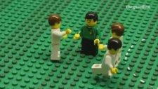 Diego Maradona - Tanrının Eli (Lego Uyarlaması)