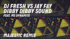Dj Fresh Vs Jay Fay Feat. Ms Dynamite - Dibby Dibby Sound