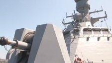 Milli Savaş Gemisi Görücüye Çıktı