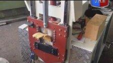 Çıra Makinesi - Üstün Hidrolik Makina