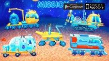 Çizgi Film - Uzay Araçları - Keşif robotu