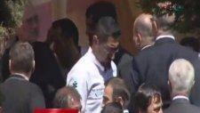 Ali Şen, Kazada Ölen Torunu İçin Ağladı