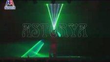 Astorya Renkli Lazer Show