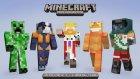 Minecraftta Nasıl Skin Değiştirilir ?