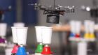 AR Drone Helikopter ile Müzik Yapmak